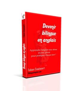Image du livre Devenir bilingue en anglais
